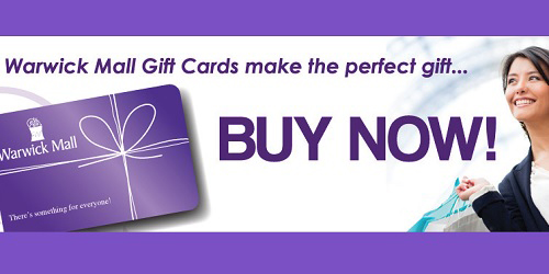 Warwick Mall Gift Cards - Warwick Office of Tourism - Warwick, RI