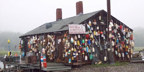 Lobster Shacks & Restaurants - York, ME