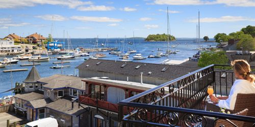 Waterfront Lodging 2019 - 16 Bay View Hotel - Camden, ME