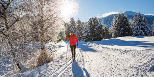 Cross Country Skiing - The Wentworth Resort Hotel - Jackson Village, NH