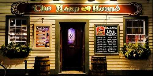 harp and hound mystic CT