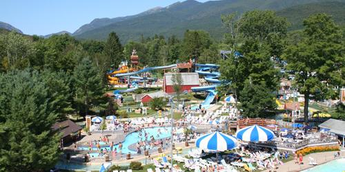 Whales Tale Water Park - White Mountains, NH