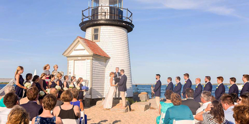 Wedding at the Lighthouse - The Nantucket Hotel & Resort - Nantucket, MA - Photo Credit Anne Lee Photography
