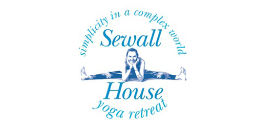 New Logo Jun2019 - Sewall House Yoga Retreat - Island Falls, ME