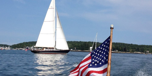 Boating Excursion - Boothbay Harbor Oceanside Golf Resort - Boothbay Harbor, ME