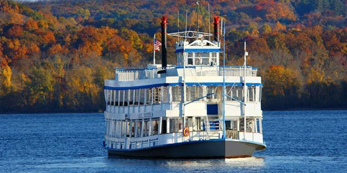 Fall Riverboat Cruise - Lower CT River Valley