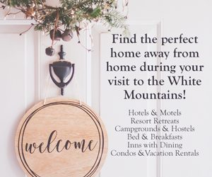 Find the perfect home away from home during your visit to the White Mountains - Click here for more information!
