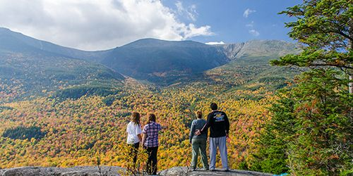 Fall View for the Family - Mt. Washington Valley, NH