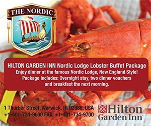 Enjoy Dinner for two at Nordic Lodge with your stay at Hilton Garden Inn Warwick - Click here to book this package.