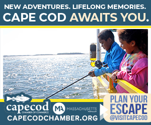 Cape Cod Awaits You this summer! Click here for more info.