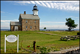 CONNECTICUT -- Sheffield Island Lighthouse Tours
