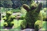 RHODE ISLAND – Green Animals Topiary Garden