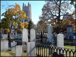 Connecticut -- Grove Street Cemetery