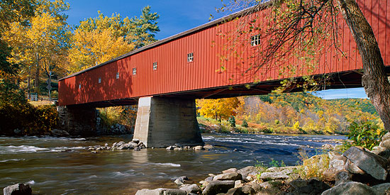 Meet Our Covered Bridges