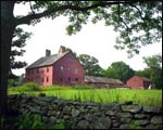 Nathan Hale Homestead - Coventry CT