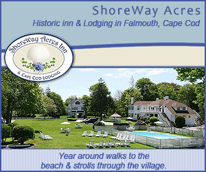Shoreway Acres - A Historic Inn & Year-Round Lodging in Falmouth, MA