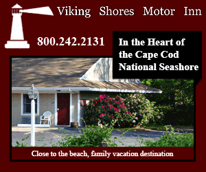 Viking Shores Motor Lodge in North Eastham, MA - In the Heart of the Cape Cod National Seashore!
