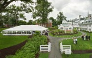 Wedding Tent - Lord Jeffery Inn - Amherst, MA