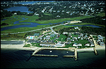 Aerial View - Lighthouse Inn - West Dennis, MA