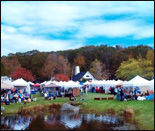 Fall Foliage Festival 2015 at Boothbay Railway Village