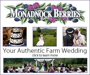 Your Authentic Farm Wedding at Monadnock Berries - Click to learn more.