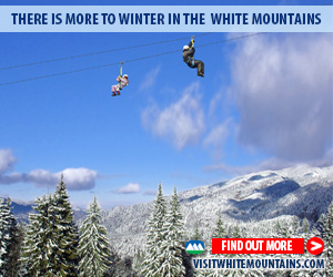 There's more to winter in the White Mountains - find out more at VisitWhiteMountains.com