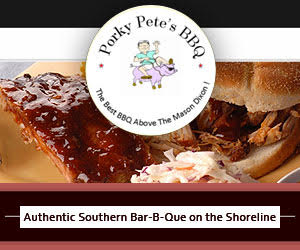 Porky Pete's BBQ and Craft Brew - Now in the Ivoryton Inn! Authentic Southern Bar-B-Que on the CT Shoreline.