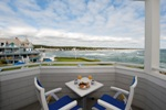 Rooftop Patio - Beachmere Inn - Ogunquit, ME