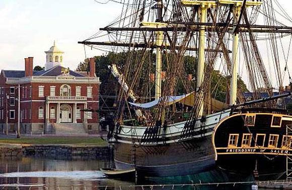 Editor's Choice – Salem Massachusetts