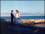 Waterfront Wedding - Lighthouse Inn - West Dennis, MA