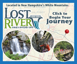 Lost River Gorge & Bouler Caves - Located in New Hampshire's White Mountains. Click here to begin your journey!