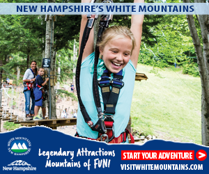New Hampshire's White Mountains - Legendary Attractions and Mountains of Fun! VisitWhiteMountains.com