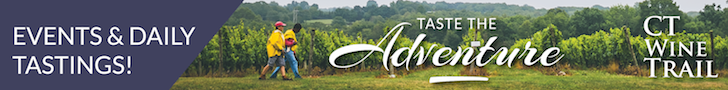 Hold your next wedding or private event on the CT Wine Trail - Tasteful wines, unforgettable experience.