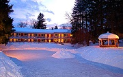 Snowbound Lake - Woodwards Resort & Inn - Lincoln, NH