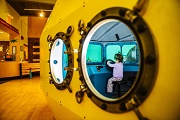 Yellow Submarine - Children's Museum of New Hampshire - Dover, NH