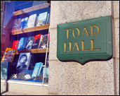 toad hall bookstore Rockport MA