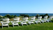 Oceanfront Seats - Cape Arundel inn & Resort - Kennebunkport, ME
