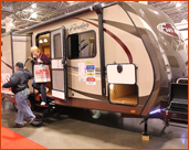 NH camping and RV show