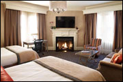 Double Room with Fireplace - Lenox Hotel - Boston, MA