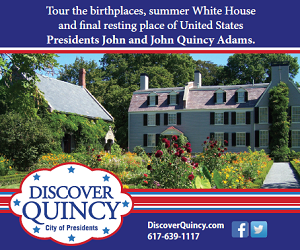 Discovery Quincy, MA - The City of Presidents! Click here to visit or learn more