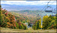 Stratton mountain in stratton vermont
