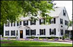 Spring Front View - Publick House Historic Inn - Sturbridge, MA