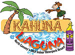 Kahuna Laguna Indoor Water Park